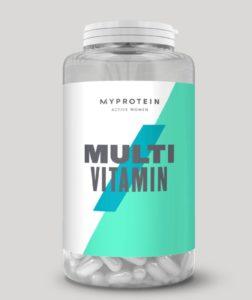 マイプロテインのマルチビタミン