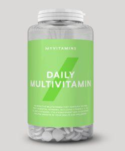 MYPROTEINのデイリーマルチビタミン