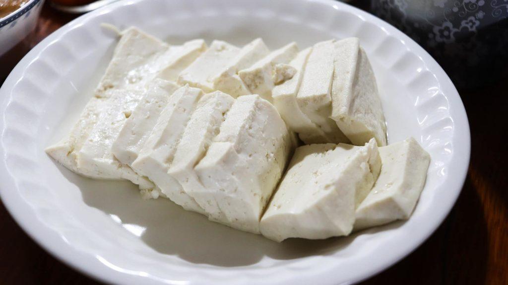 良い脂質の豆腐